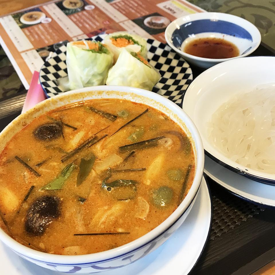 タイ料理カフェ KATI〈カティ〉