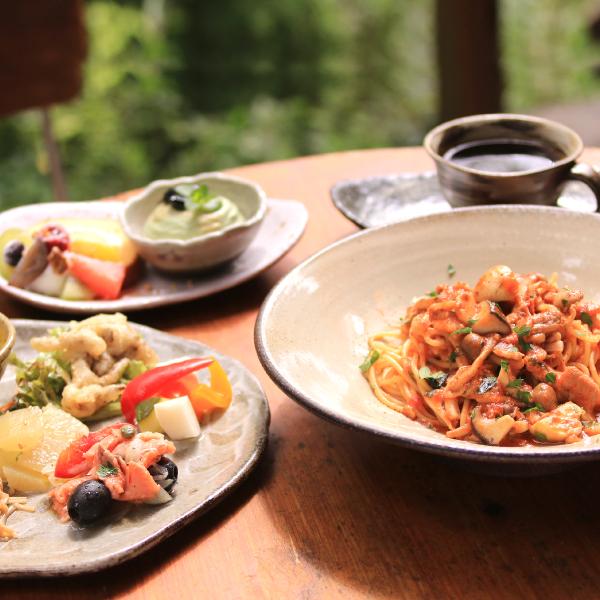 森のレストラン(益子の茶屋3号店)