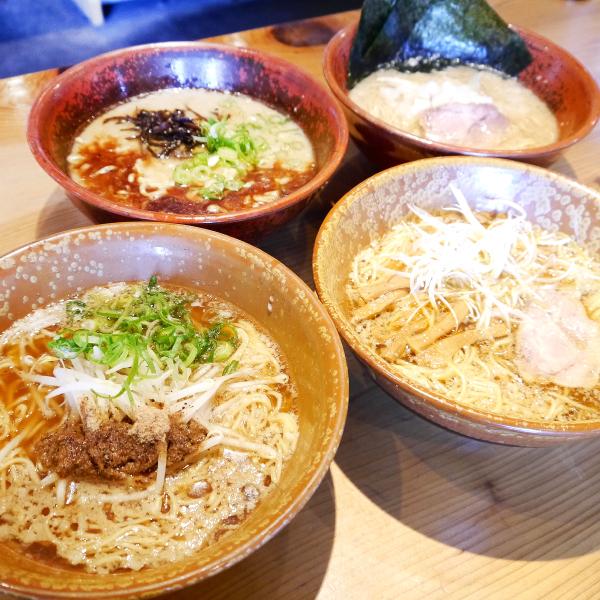 麺道  花の杜